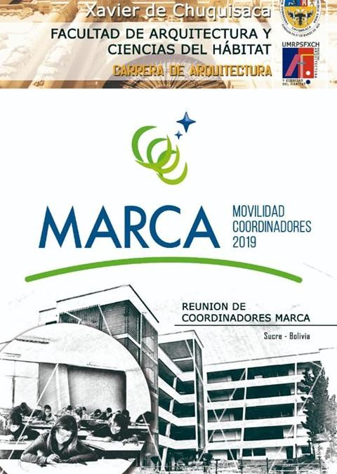 MARCA  Movilidad de Coordinadores 2019