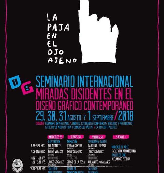 Seminario internacional en  Diseño Grafico