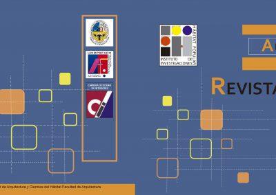 Tapa Revista 4 Arquitectura + Diseño